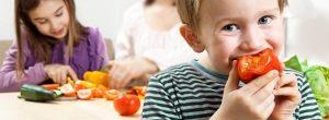Feeding kids without the drama