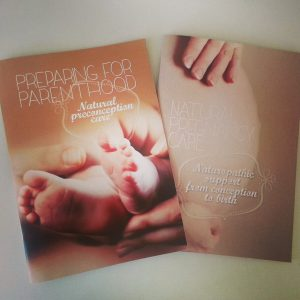 Preconception and Pregnancy booklets have arrived!