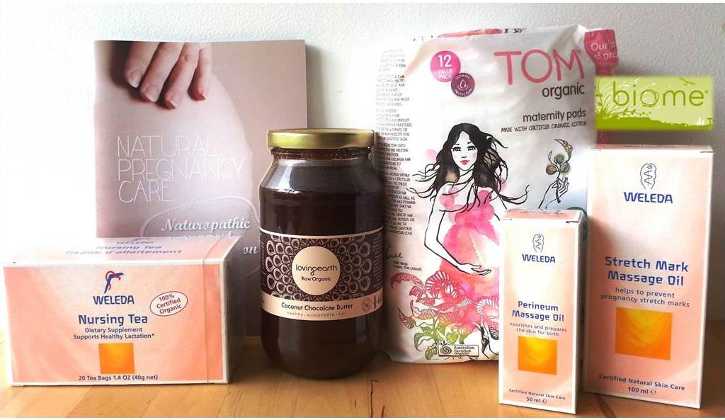Pregnancy Prize Hamper