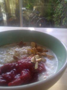 Recipe: winter breakfast