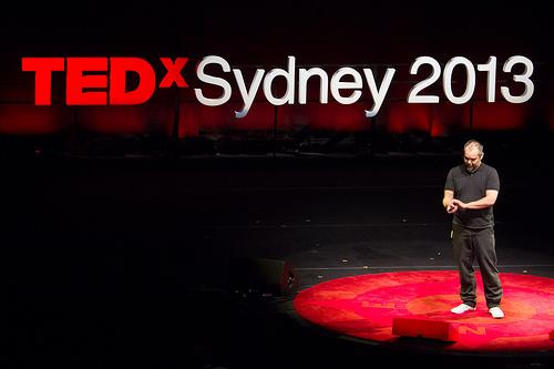 George Khut TEDx