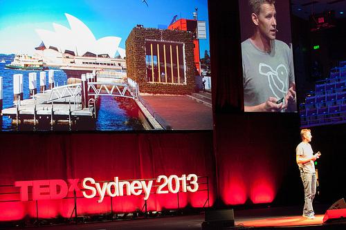 Joost Bakker TEDx