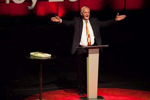 Ron McAllum TEDx