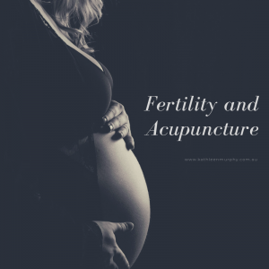 Fertility and Acupuncture